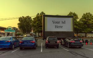 Outdoor Movie Sponsorship